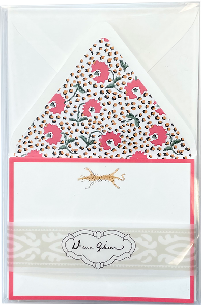 Dana Gibson Jaipur Medallion Stationery