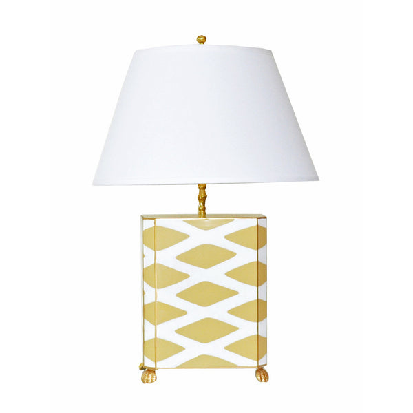 Parthenon Lamp in Taupe