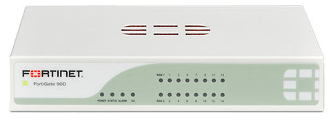 Fortinet FortiGate-90D Firewall with 1 Year Support