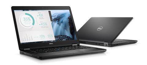 Mainstream Dell Latitude, 14-inch laptop (e5480)