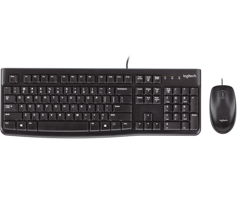 Mouse Keyboard Combo