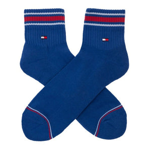 TOMMY HILFIGER ICONIC SPORTS BLUE SOCKS