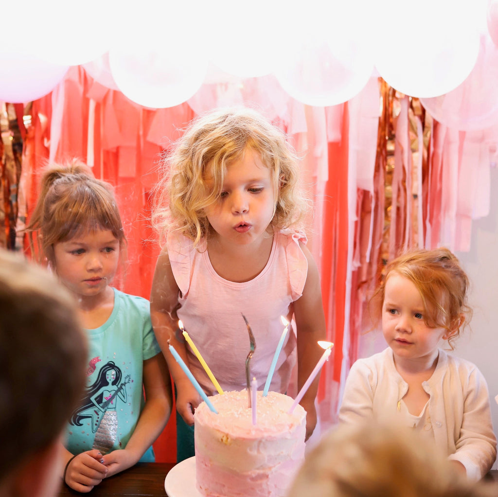 Top 5 ideas for a stay at home kids party in Calgary