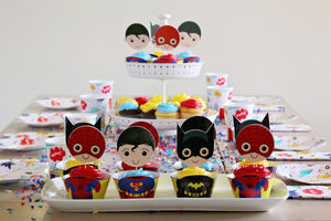 How to Throw a Standout Superhero Party