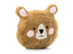 Plush Bear Pillow