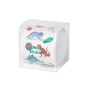 Dinosaur Kingdom Stickers Roll