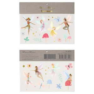 Fairy Temporary Tattoos
