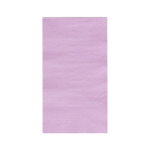 Lilac Dinner Napkins - A Little Confetti