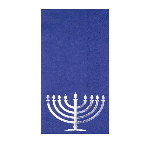 Menorah Large Napkins