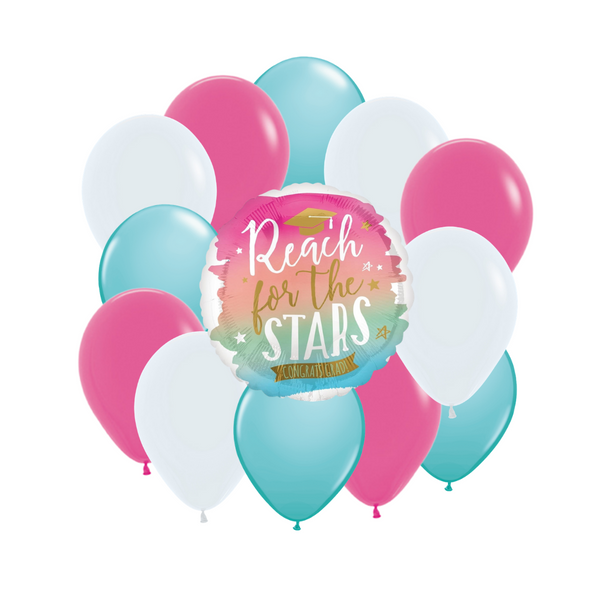 Reach for the Stars Balloon Bundle