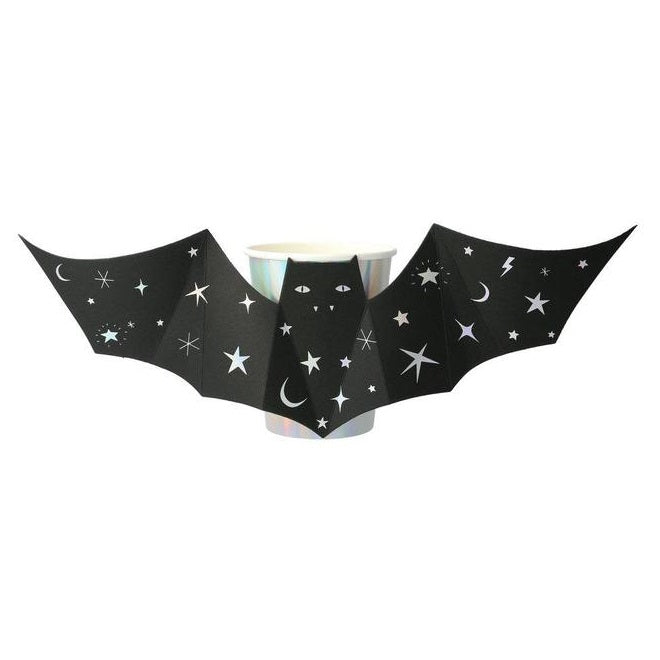 Sparkle Bat Cups