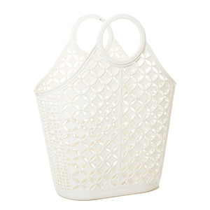 Cream Atomic Tote Sun Jellies - A Little Confetti