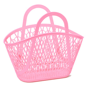 Bubblegum Pink Betty Basket