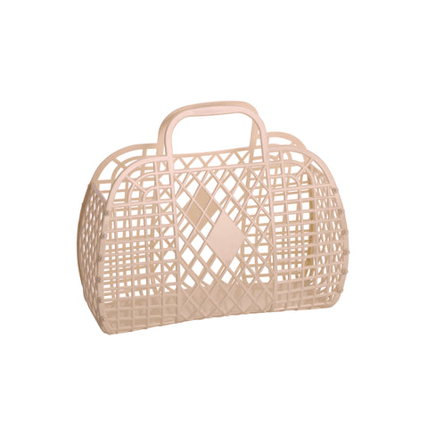 Latte Small Retro Basket