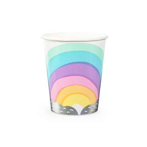 Over The Rainbow Cups - A Little Confetti