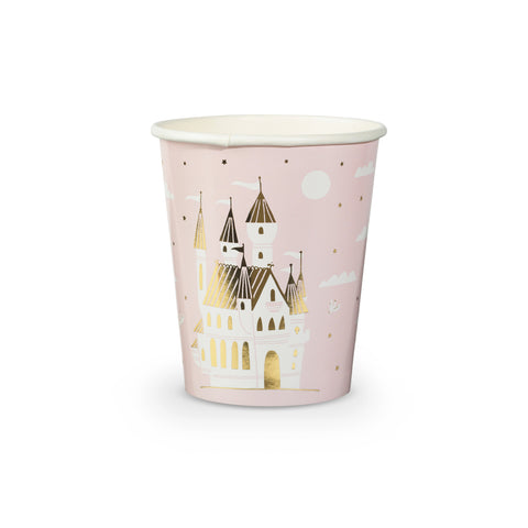 Sweet Princess Cups - A Little Confetti