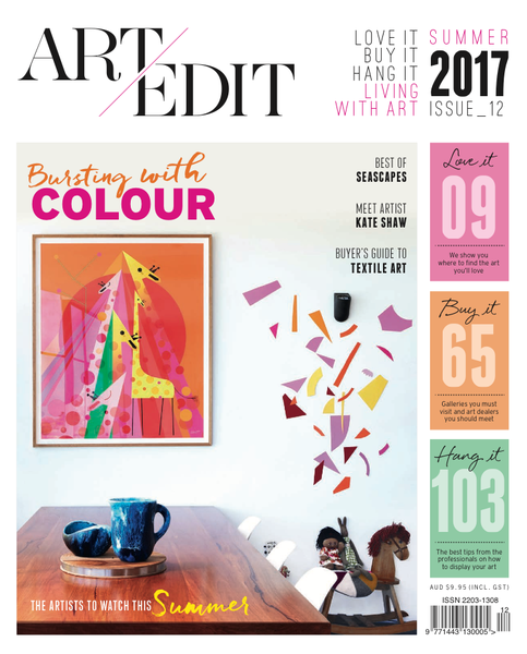 Art Edit Magazine - Australia