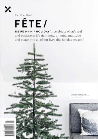 Fete Press Magazine - Australia