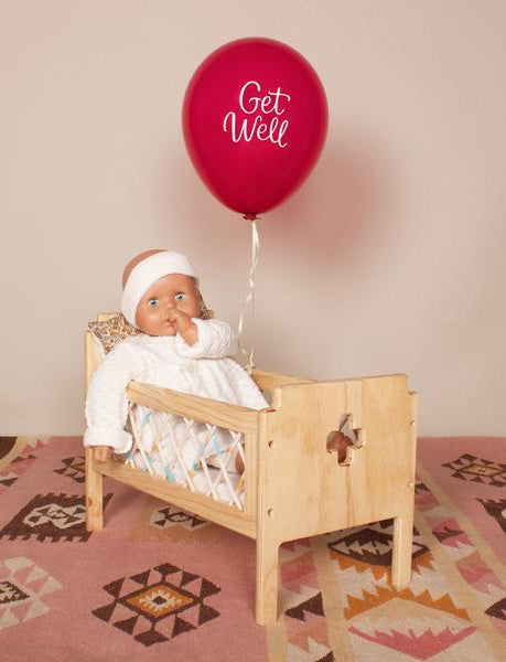 Florence Dolls Cot - (Returning in 2019)