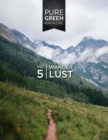 PURE GREEN MAGAZINE - USA