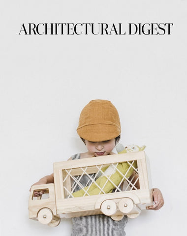 Such Great Heights - Architectural Digest