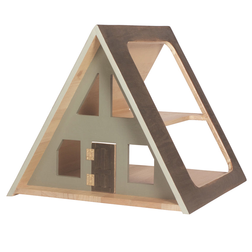 A-Frame Dolls House - Sage