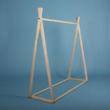 Tent Frame and Clothes Rack Conversion - BYO Canopy Option
