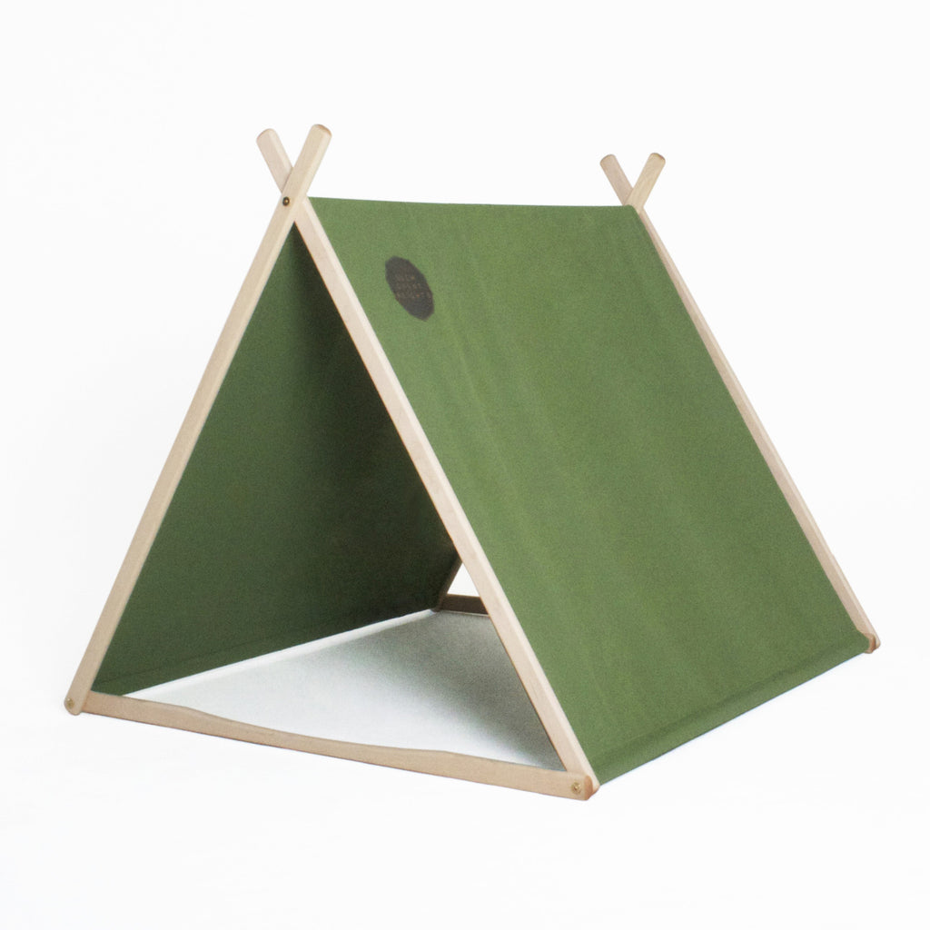 Forest Green Tent Canopy