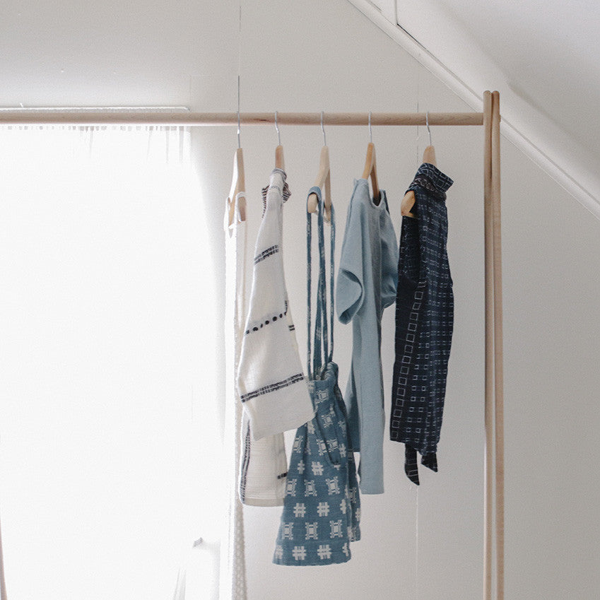 Adult's Clothes Rack - American Maple