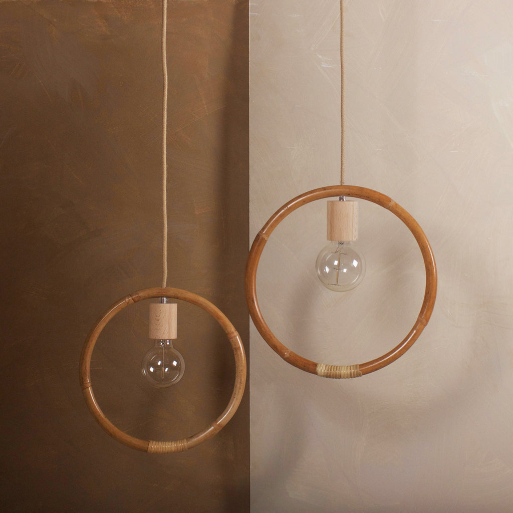 Hoop Pendant Light
