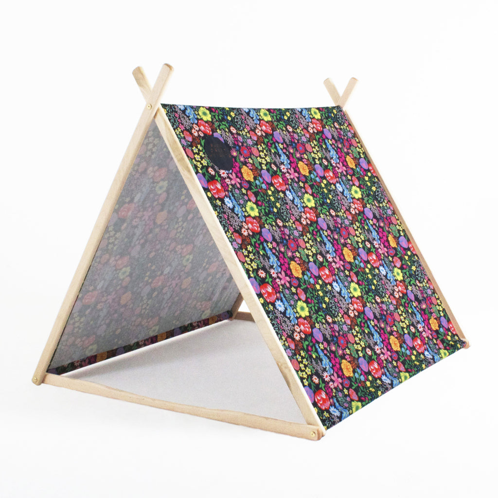 Wildflowers Wonder Tent + Clothes Rack Conversion
