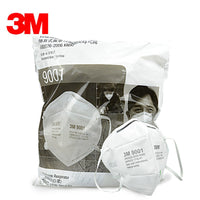 50Pcs 3M 9001 KN90 Dust Masks Respirator Anti-dust PM2