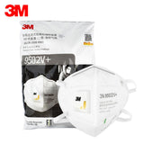 25PCS 3M 9502V FFP2 KN95 Mask with Valve Activated PM2.5 Protective Mask