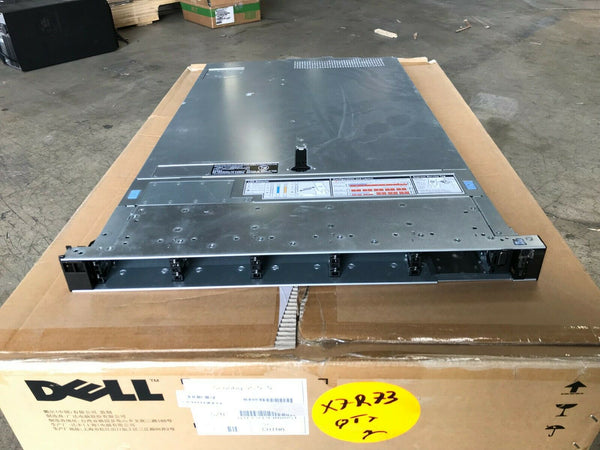 "DELL EMC PowerEdge R640 10x 2.5"" Bays Server Chassis Backplane WJKHH 91P78"