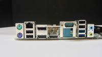 HP Z230 SMALL FORM FACTOR MOTHERBOARD 697895-001 698114-001