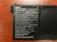 AC14B8K AC14B3K Battery for Acer TravelMate B117-M B117-MP P236-M P238-M 47Wh