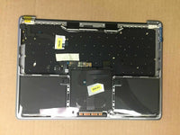 "OEM Macbook Pro 13"" 2016 A1708 Silver Top Case Keyboard Battery A1819 Trackpad"