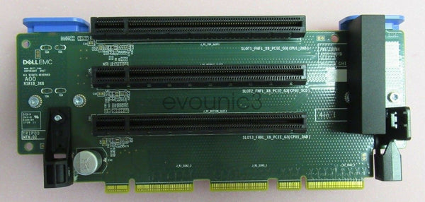 PM3YD DELL EMC POWEREDGE SERVER R740/XD CHASSIS RISER 1B 3X8 PCI