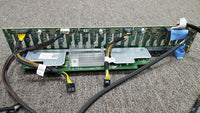 PGP6R Dell R730xd 2.5''x24 Backplane w/Expansion Board 2RRVJ Cable JMJ90 F8KY1