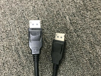Lot 50 NEW HP 835388-001 DisplayPort to DP Male to Male Cable approximately 2.3ft