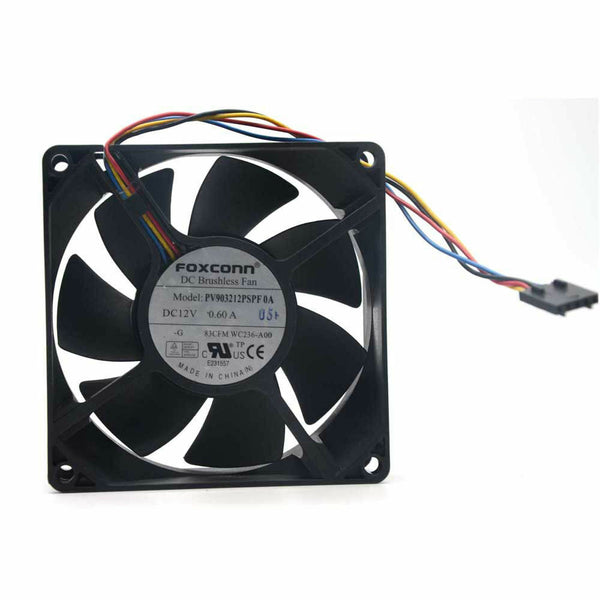 Genuine Dell OptiPlex 990 7020 9020 XE2 T1600 Mini Tower Chassis Fan WC236 7XM3G