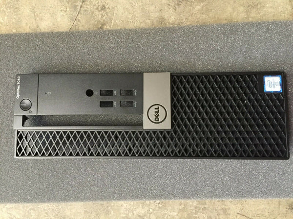 GENUINE Dell Optiplex 7040 SFF Front Bezel BLACK COVER GRADE A