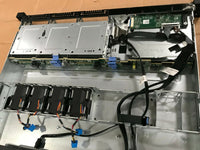 "DELL PowerEdge R430 2.5""x8 Bays barebone Chassis Fan backplane cables CP4FG"