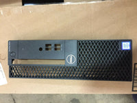 GENUINE Dell Optiplex 3050 SFF Front Bezel BLACK COVER GRADE A