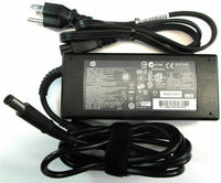 HP Genuine 120W 18.5V 6.5A AC Power Supply Adapter 608426-002 609941-001
