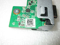 Dell Secondary IO VGA port Board -CHA01- R8N2K