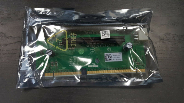 FXHMV Dell Poweredge R720xd 2x PCIE Riser Board Expansion Card
