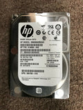 "HP Seagate 500GB 7.2K RPM SATA 6G SFF 2.5"" Hard Drive HDD 614828-002 ST9500620NS"
