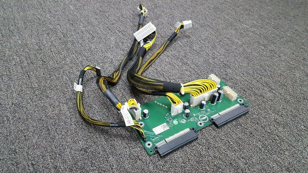 J14R7 Dell T630 Power Distribution Card Board w/Cable YFKRT 2F6P6 15XVT D47T0