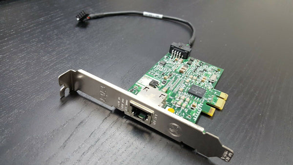 482914-001 HP NetXtreme BCM95761A611G PCIex1 Ethernet Network Adapter 487679-001